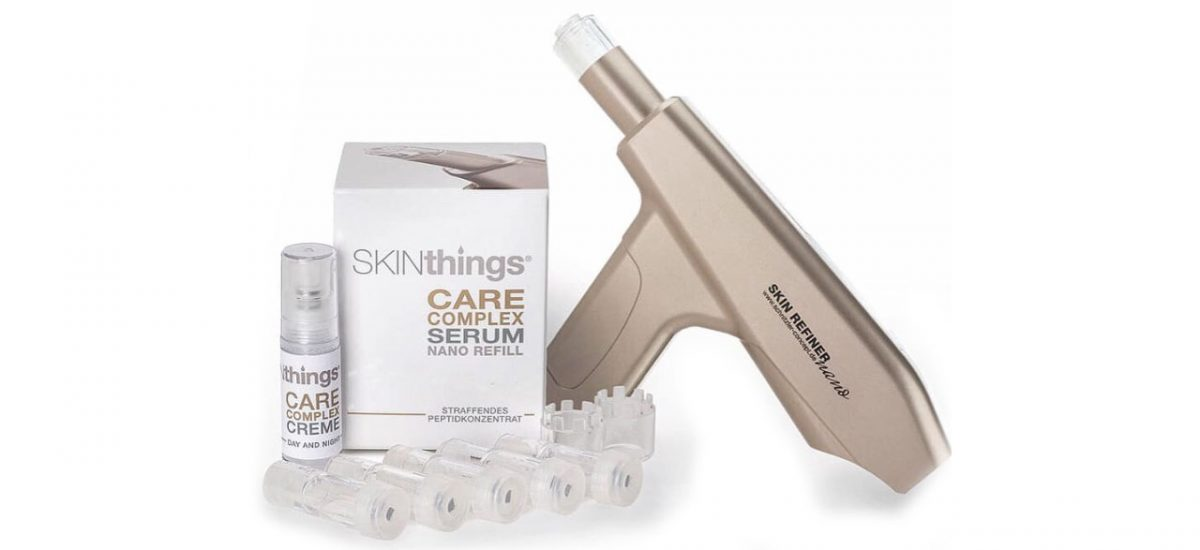 Kosmetisches Nano-Needling